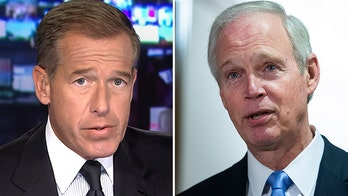 MSNBC's Brian Williams suggests Sen. Ron Johnson is a 'witting or unwitting asset of Russia'