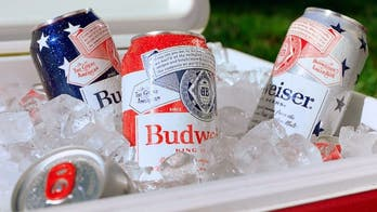 Budweiser launches 'Summer Patriotic Cans' ahead of Memorial Day