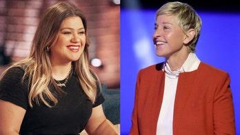 Kelly Clarkson to replace Ellen DeGeneres' daytime slot