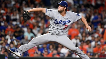 Kershaw's strong start gives Dodgers 9-2 win over Astros