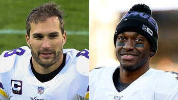 Robert Griffin III throws jab at Kirk Cousins: He's 'been collecting checks ... for a long time'