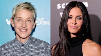 Ellen DeGeneres moves into Courteney Cox's home: 'I'm not having marital troubles'