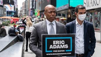 Crime surge hurts progressives' chances in NYC Democratic mayoral primary