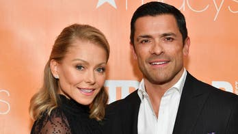Kelly Ripa, Mark Consuelos celebrate 25th anniversary online: 'Love of my life'
