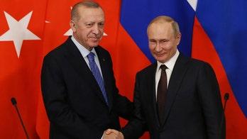 Erdogan tells Putin that Israel needs 'deterrent lesson,' report says