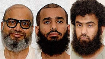 Biden administration clears three Guantanamo Bay inmates for release