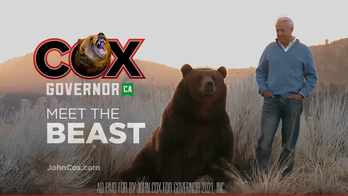 In first major California recall ad blitz, Newsom the 'beauty,' with GOP contender a 'beast'