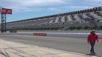 NASCAR gearing up for full capacity crowds: 'It gives you hope'