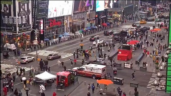 Times Square victim recalls begging for her life moments after shooting