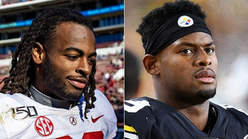 Steelers' JuJu Smith-Schuster on adding Najee Harris to offense: 'He's going to be our premierrunning back'