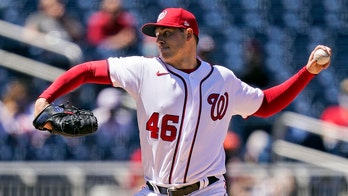 Corbin ends 10-game skid, pitches Nationals past Marlins 7-2