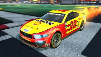 Rocket powered NASCAR cars? Here's how you can 'drive' one