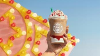 Starbucks releases a strawberry funnel cake frappuccino: 'Encapsulate summer'