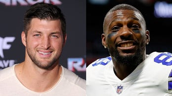 Dez Bryant raises eyebrows over Tim Tebow's reported deal with Jaguars