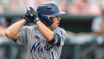Nevada's Bosetti homers in NCAA-record 9th straight game