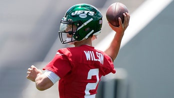 Jets' Zach Wilson offered to pay mom to delete Instagram: 'I don't need your money'