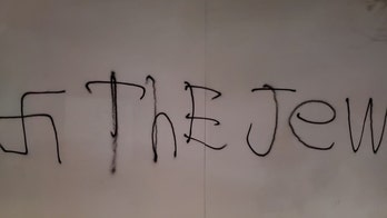 Florida Holocaust Museum tagged with anti-Semitic graffiti as hateful incidents rise across US