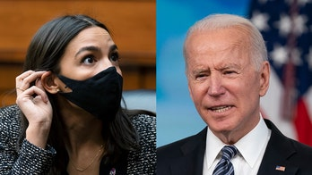 AOC criticizes Biden statement of support for Israel as siding with 'occupation'