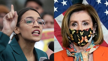 Pelosi, AOC's comments on airstrikes in Gaza and Israel underscores divide among Democrats
