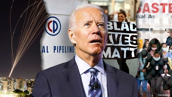 Battered Biden under siege as crises confound the White House