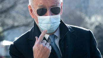 Liberal elites cling to masks despite new CDC guidance, states lifting mandates