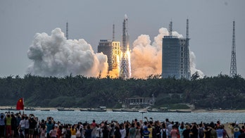 China rocket debris tracker: How to see location where it will land