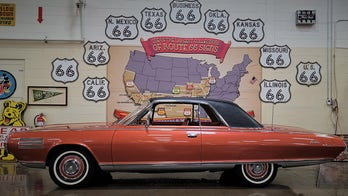 'Priceless' Chrysler Turbine Car resurfaces after private sale