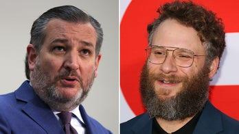 Ted Cruz fires back at Seth Rogen for 'fascist' comments, slams Biden