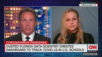 CNN heavily promoted Rebekah Jones' fake conspiracy accusing DeSantis admin of altering COVID data