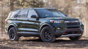 The 2021 Ford Explorer Timberline is ready for rougher stuff