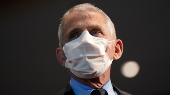 Fauci wears mask outside two days in a row, despite telling vaccinated people to 'put aside your mask'