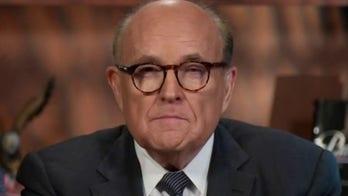 Rudy Giuliani says FBI investigation driven to target Donald Trump
