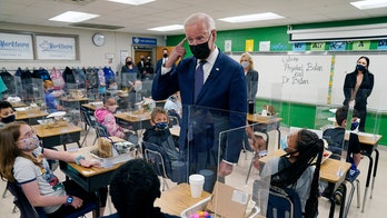 Bidens get an earful from fifth-graders on virtual learning experience