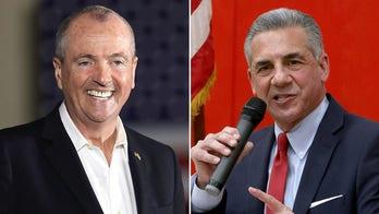 NJ's Ciattarelli touts he's only Republican who can beat Democrat Gov. Murphy