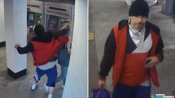 New York City woman sucker-punched from behind, robbed in subway station