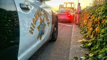 California police arrest backseat Tesla 'driver'