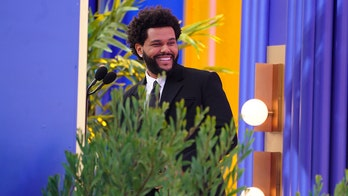 The Weeknd says he's 'sober lite'