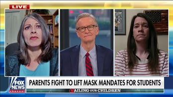 Utah mom tells 'Fox & Friends' why she's fighting school's mask mandate: Parents' concerns 'totally ignored'