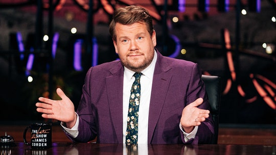 James Corden talks making mistakes, power of forgiveness in new movie