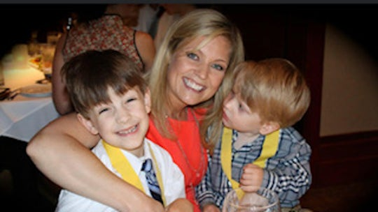 Daniel Hoffman: Thankful for Kim – before she died, my wife lovingly prepared me and our sons to carry on