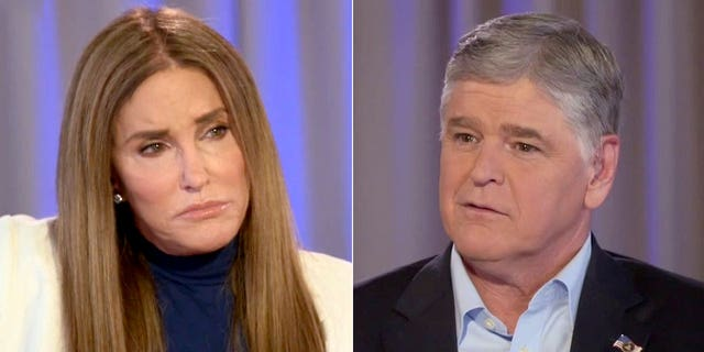 Caitlyn Jenner tells Hannity she's ready to replace Newsom as California governor