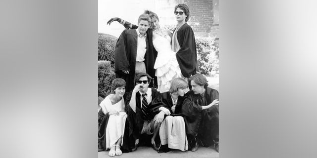 Andrew McCarthy was a member of the Brat Pack — a group of young actors including Molly Ringwald and Judd Nelson who dominated movies in the 1980's and set cultural trends.