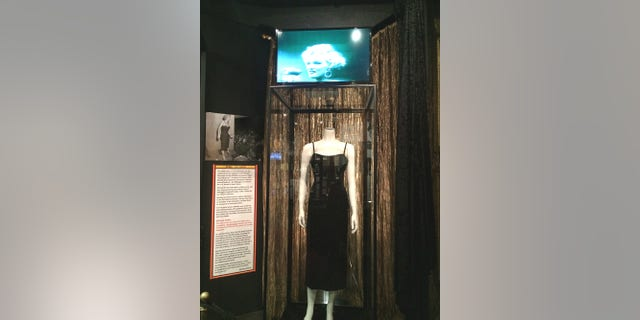 Marilyn Monroe's dress is a staple at The Hollywood Museum.