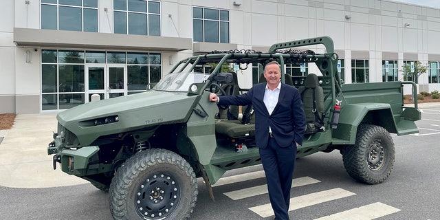 Steve duMont is the new President of GM Defense