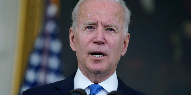 Biden omits 'God' from National Day of Prayer proclamation