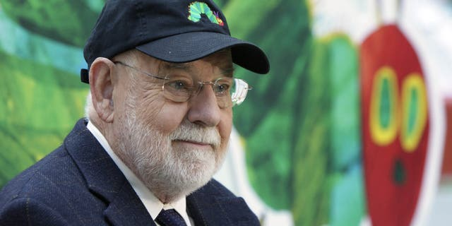 The Very Hungry Caterpillar' author Eric Carle dies at 91   Fox News