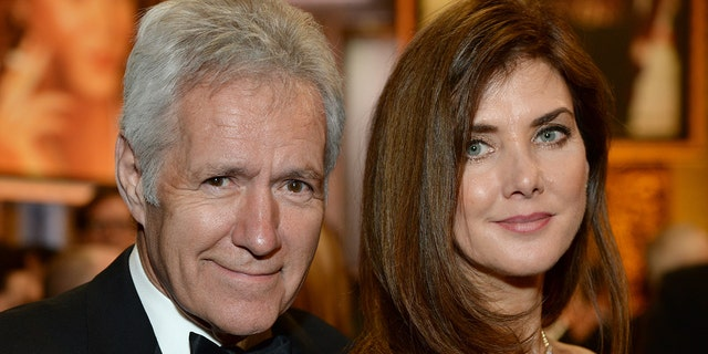 Alex Trebek's wife, Jean, revealed that she was unaware of how popular he was.