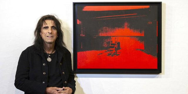 Alice Cooper to auction off Andy Warhol artwork in Arizona.jpg