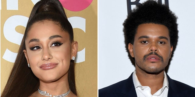 Ariana Grande and The Weeknd will cold open the 2021 iHeartRadio Music Awards airing Thursday on FOX.