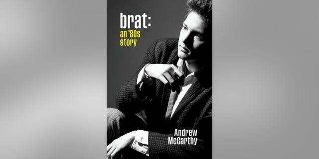 Andrew McCarthy chronicled his movie star years in a new book titled 'Brat: An '80s Story.'